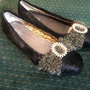 Kenzie Teren Tweed Shoes
